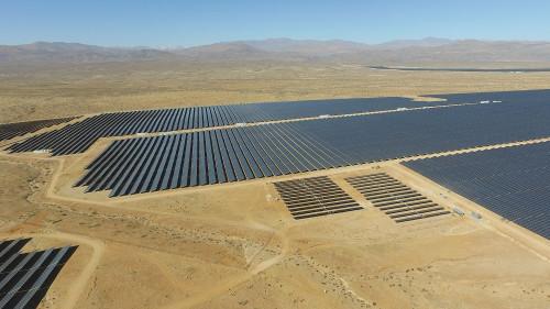 Acciona crea un «Hub» de innovación en tecnologías fotovoltaicas en el desierto de Atacama