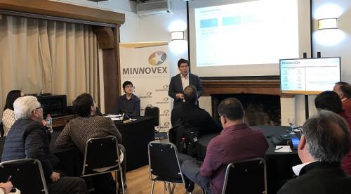 Innovadores se reúnen en la I Cumbre de Socios Minnovex
