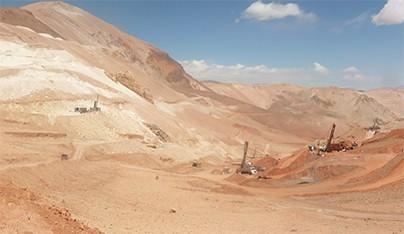 Kinross planea reiniciar operaciones en proyecto de oro en Chile