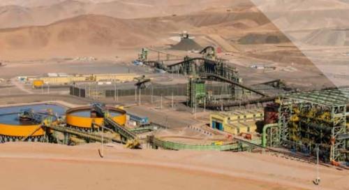 CAP Minería ficha a segundo hombre de Collahuasi