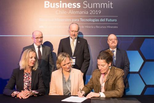 Business Summit: Analizan las tecnologías del futuro para el desarrollo de una Minería Sustentable