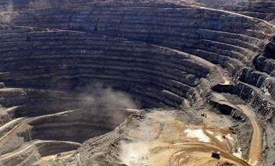 Lundin Mining estima entre 145.000 y 155.000 toneladas la producción de Candelaria para este año