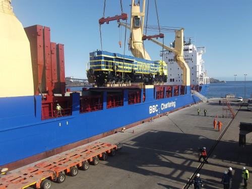 Grupo CAP anuncia para este mes la reactivación del puerto Guacolda II