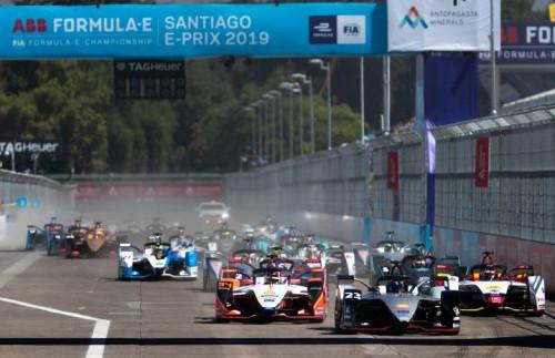 Antofagasta Minerals destaca el fuerte impulso a la electromovilidad que otorga la Fórmula E