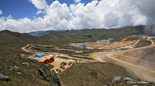 Canadiense First Quantum podría asociarse con Rio Tinto para desarrollar mina de cobre en Perú