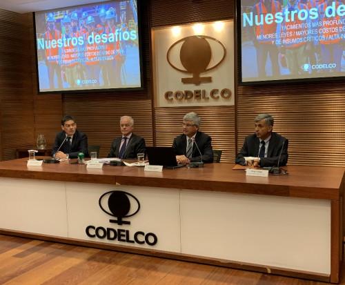 El plan estratégico que busca transformar a Codelco en una compañía más productiva, rentable y sustentable