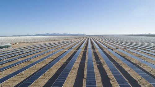 Informe de ACCIONA – BloombergNEF: Las energías eólica y solar cubrirán el 40% de la electricidad generada en Chile en 2030
