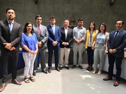 Codelco culmina trabajo en alianza para fortalecer la electromovilidad
