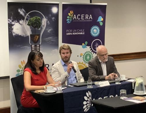 """ACERA: """"El 2020 será el año de las ERNC"""""""