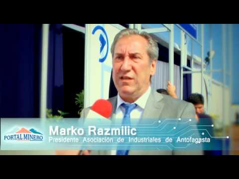 Entrevista de la Semana, Marko Razmilic Presidente Asociación de industriales de Antofagasta.