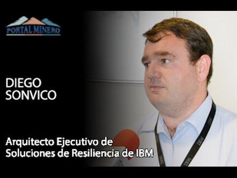 Entrevista de la Semana: Diego Sonvico, Arquitecto Ejecutivo de Soluciones de Resiliencia de IBM