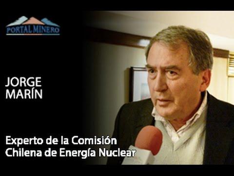 Entrevista de la Semana: Jorge Marín, Jefe del Departamento de Materiales Nucleares de la Comisión C