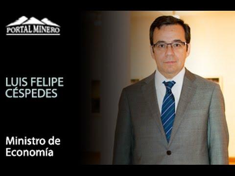 Entrevista de la Semana: Ministro de Economía, Luis Felipe Céspedes