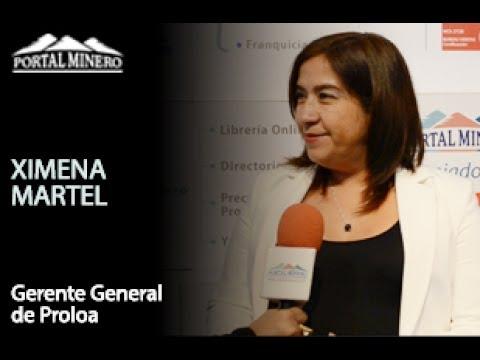 Entrevista de la Semana: Ximena Martel, Gerente General de Proloa