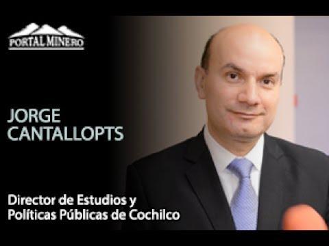 Entrevista de la Semana: Jorge Cantallopts, Director de Estudios y Políticas Públicas de Cochilco (C