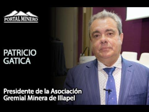 Entrevista de la Semana: Patricio Gatica, Presidente de la Asociación Gremial Minera de Illapel