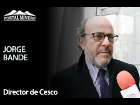 Jorge Bande, Director de Cesco