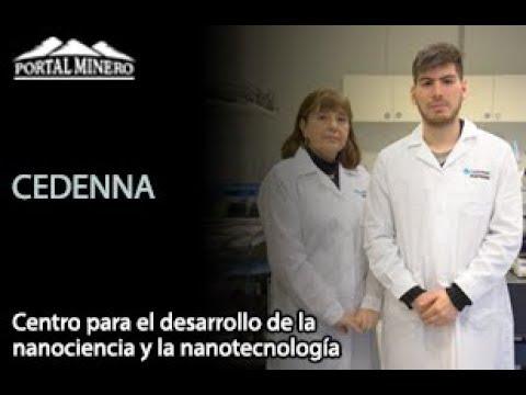 Cedenna: Centro para el desarrollo de la nanociencia y la nanotecnología
