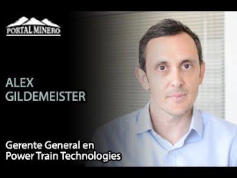 Alex Gildemeister, Gerente General en Power Train Technologies