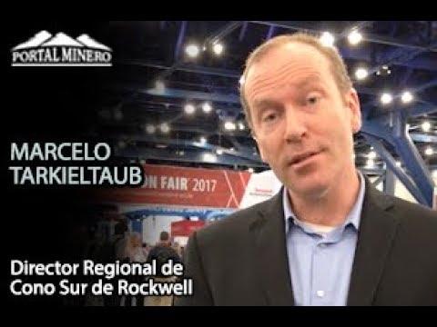 Marcelo Tarkieltaub, Director Regional de Cono Sur de Rockwell