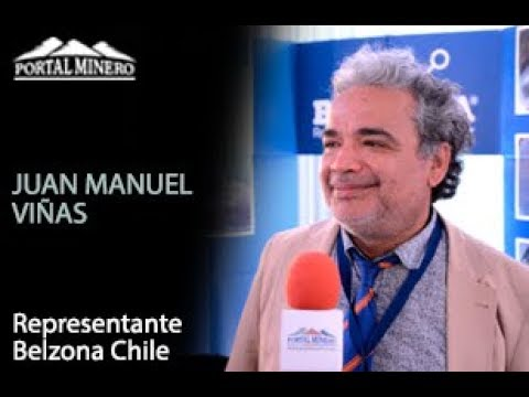 Juan Manuel Viñas, Representante Belzona Chile