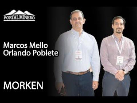 Marcos Mello y Orlando Poblete, MORKEN