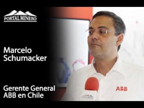 Marcelo Schumacker – Gerente General ABB en Chile