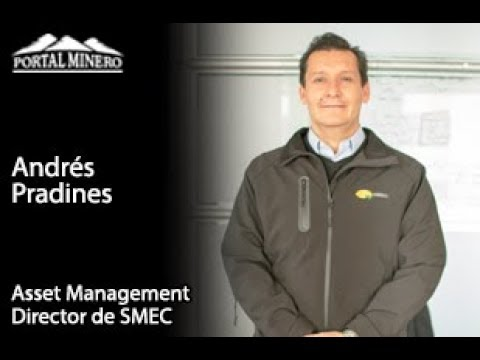 Andrés Pradines – Asset Management Director de SMEC