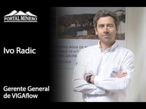 Ivo Radic – Gerente General de VIGAflow