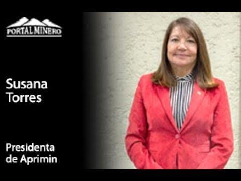 Susana Torres – Presidenta de Aprimin