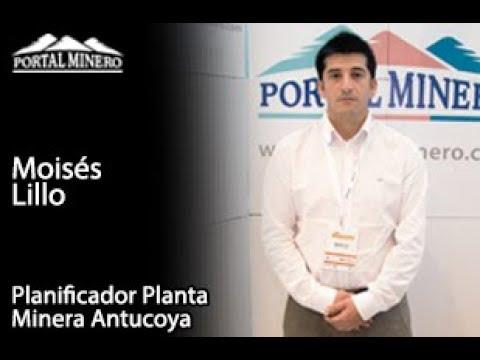 Moisés Lillo – Planificador Planta Minera Antucoya