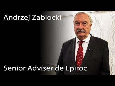 Andrzej Zablocki – Senior Adviser de Epiroc