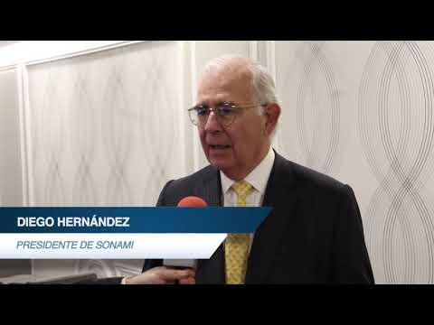Diego Hernández – Presidente de SONAMI
