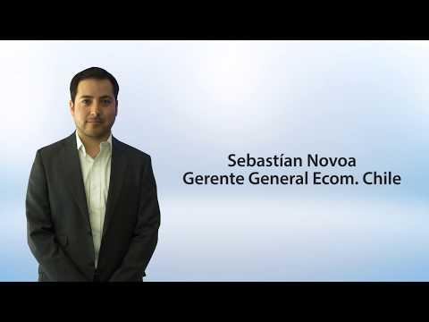 Sebastián Novoa – Gerente Gral. Ecom Chile