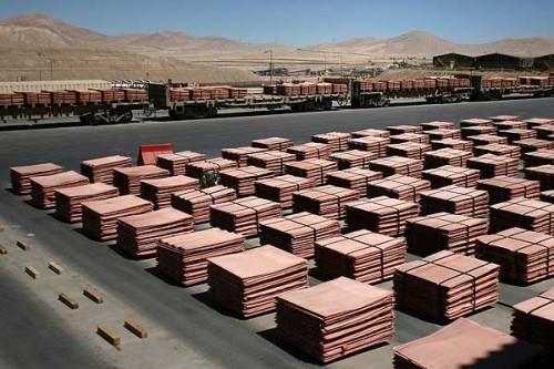 cobre-exportaciones-economia-central-produccion-banco
