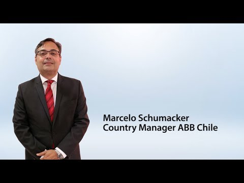 Entrevista Marcelo Schumacker – Country Manager ABB Chile
