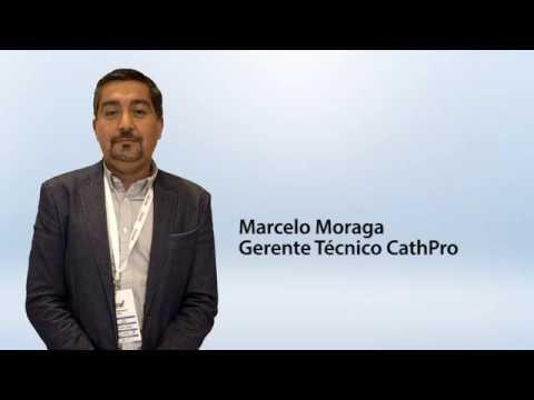 Entrevista a Marcelo Moraga – Gerente Técnico CathPro