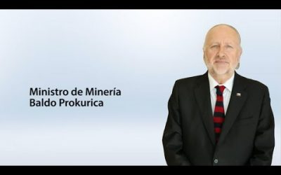 Baldo Prokurica – Ministro de Minería