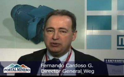 Testimonial Weg Chile S.A. Fernando Cardoso G.