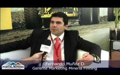 Testimonial Fining Chile S.A. Fernando Muñoz D