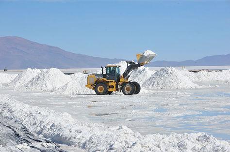 Dura competencia tendrá el consorcio local para quedarse con centro del litio