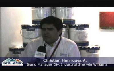 Testimonial Sherwin-Williams Christian Henríqueza