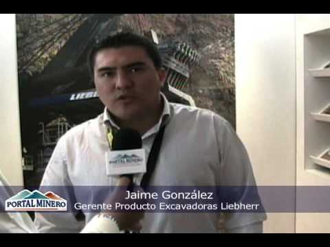 Testimonial Liebherr Chile Jaime González