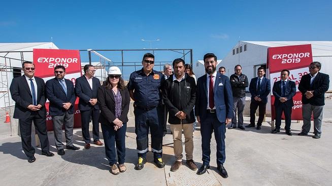 Bomberos y cultores de la región de Antofagasta estarán presentes en Exponor 2019