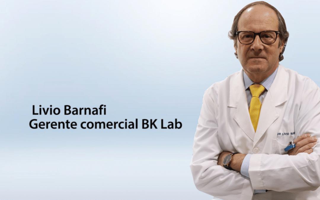 Entrevista Livio Barnafi – gerente comercial BK Lab