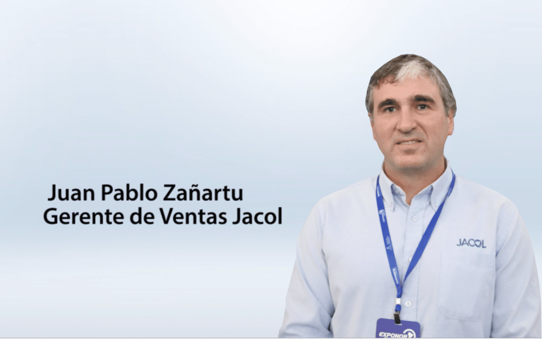 Entrevista Juan Pablo Zañartu – gerente de Ventas Jacol