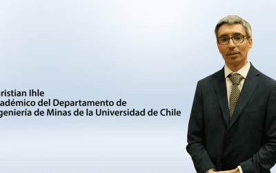 Entrevista Christian Ihle – Académico Departamento de Ingeniería de Minas Universidad de Chile