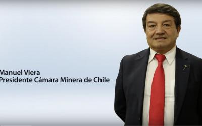 Entrevista Manuel Viera – Presidente Cámara Minera de Chile