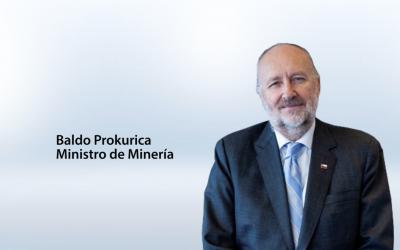 Entrevista Ministro de Minería – Baldo Prokurica