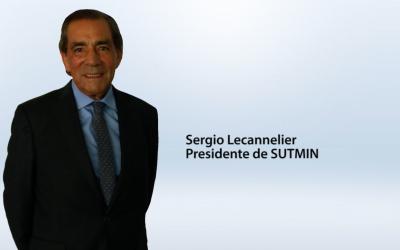 Entrevista Sergio Lecannelier – Presidente de SUTMIN